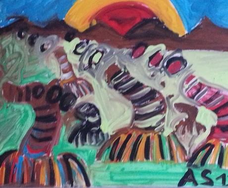 No.28 The vulcano landscape